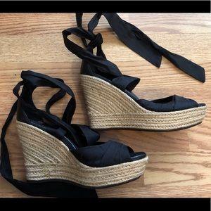 UGG Shoes - Ugg wedge sandals heel shoes